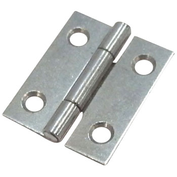 Steel Thin Common Hinge, ClothIncludes 10