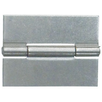 Thick Type Welded Steel Hinge, 10pcs