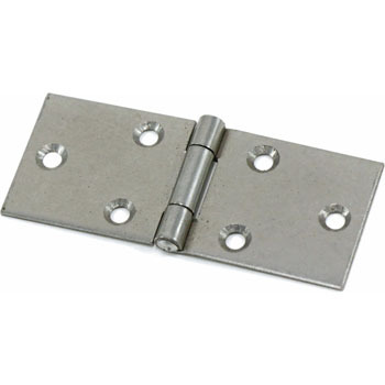 Long Steel Hinge, 4pcs