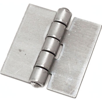 Steel-Made Extra Thick Welding Hinge, Without Holes