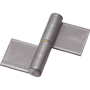 Extra Thick Type Welded Steel Hinge, Right, 2pcs