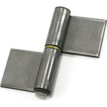 Extra Thick Type Welded Steel Hinge, Right, 4pcs