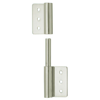 Stainless-Steel Flag Hinge