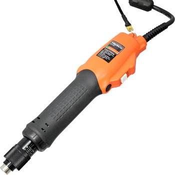 Electric Screwdriver, ESD Protection, No Transformer. Push Start