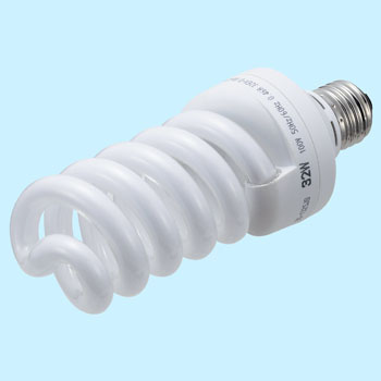 Spiral Shape Replacement Bulb