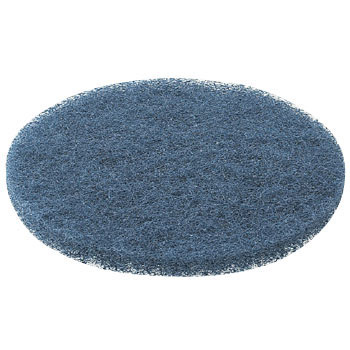 Fabric disk (for double action sanding machines) (nonwoven fabric abrasive)