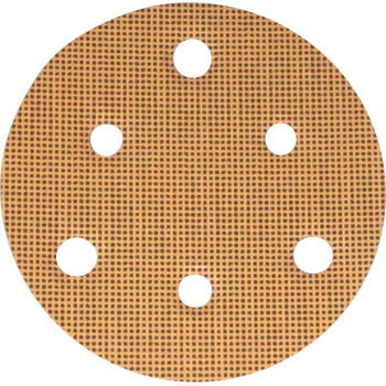 Astra magic disk (vacuum for double action sander) (with holes)