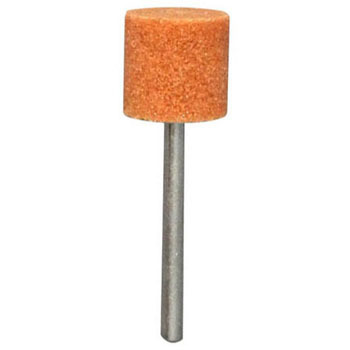Shank Mounted Stone WA Red, dia 3mm