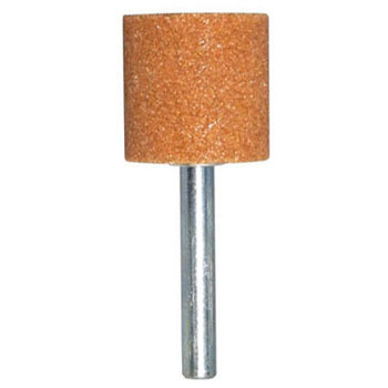 WA Red 6mm Shank Grind Stone