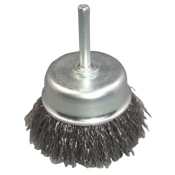 Shank Mounted Cup Brush 0.3mm