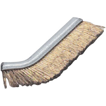 J type spare brush stainless steel