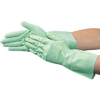 Natural Rubber Gloves, For Kitchen, Medium Thickness