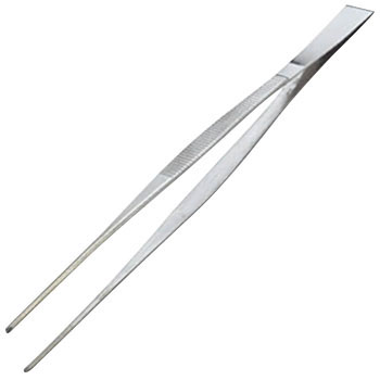 Tweezers Stainless Steel 300 Mm