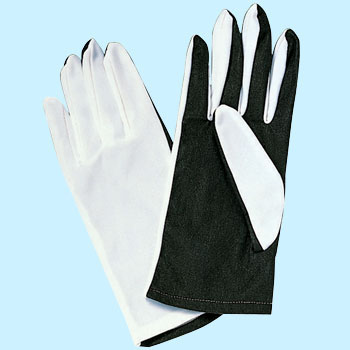 Static Electricity Removal Gloves, One Side Type