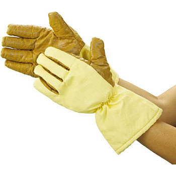 The Heat-Resistant Gloves for Clean Rooms