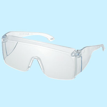 Single Lens Type Safety Glasses