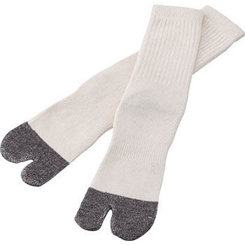 Soldier'S Socks, 2 Finger Heels With Anti-Bacterial And Deodorizing Support
