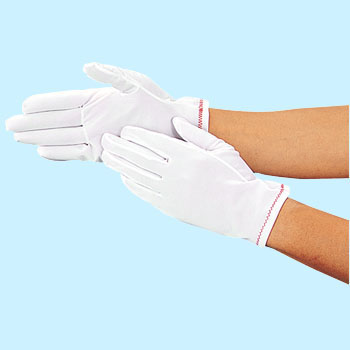 Low Particle Sewn Gloves, Assembly And Inspection