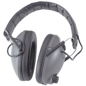 Ear Muff, Automatic Sound Insulation