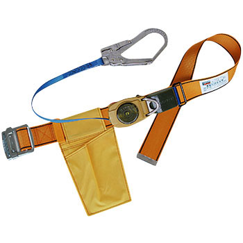 Winding Safety Belt