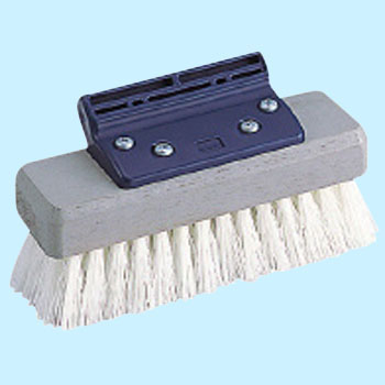 One-Touch Deck Brush