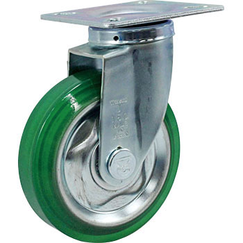 Swivel Caster, Urethane-Wheel