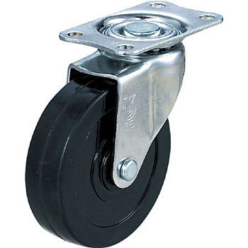 Rubber Wheels 75 mm Universal