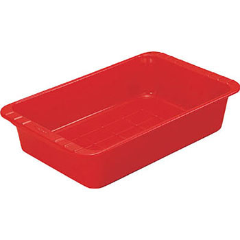 Parts Box Red
