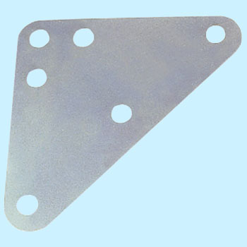 Shelf Bracket, Single Vibration Control Large