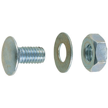 Shelf Bracket, Assembly Bolts and Nuts