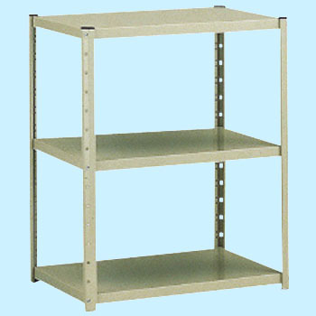 Bulk storage rack,Soft rack white 3 shelves