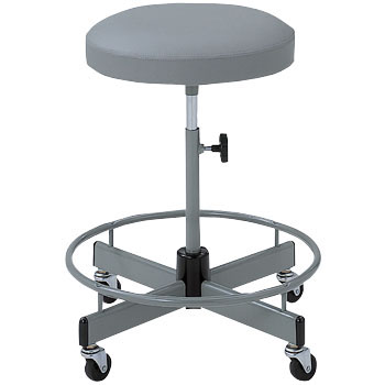 Working Chair, Gray Casters