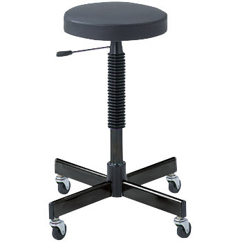 Work Chair Black
