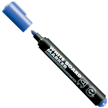 Recycle Reil White Board Marker, Fine