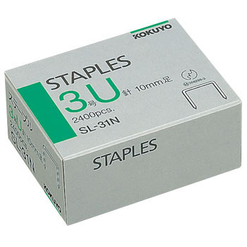 Staple Needle U