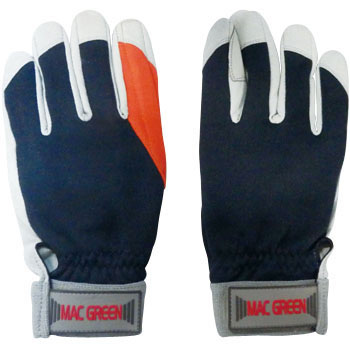 Vibration Proof And Cutting Resistant Gloves Mac Green