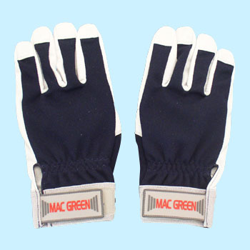 Anti-vibration Glove Mac Green