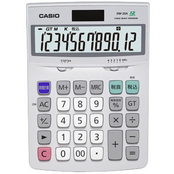 Large 12-Digit Calculator
