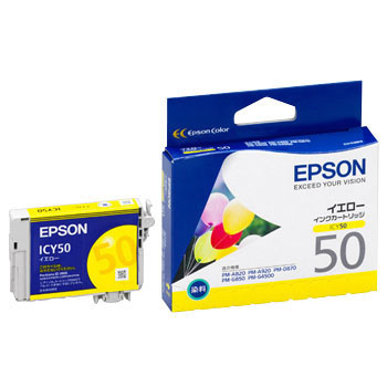 Ink Cartridge EPSON IC50, Genuine