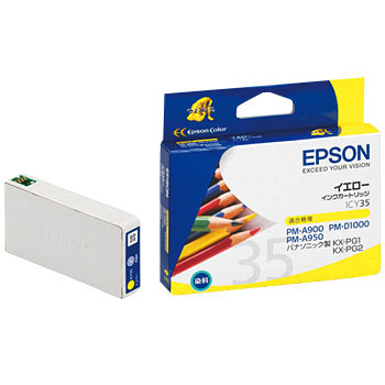 Ink Cartridge EPSON IC35, Genuine