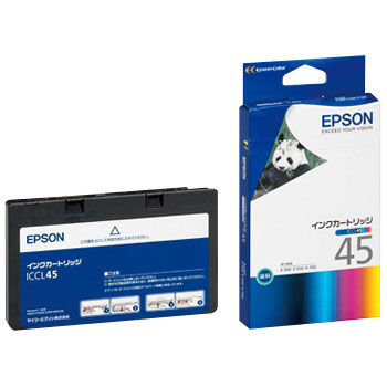 Ink Cartridge EPSON IC45, Genuine