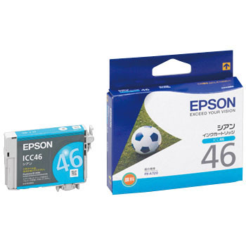 Ink Cartridge EPSON IC46, Genuine