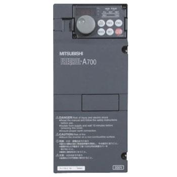 Inverter Freqrol A700 Series Mitsubishi Electric Inverters