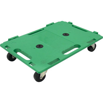 Connecting Cart Tsunagetaro (Resin Flat Cart, Rubber Cart)