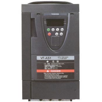 High-performance inverter TOSVERT VF-AS1 series