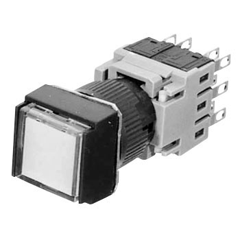 Push Button Switch AH165 Series