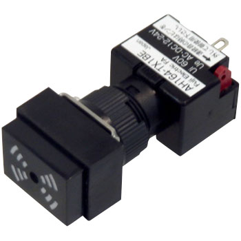 phi 16 command switch AH 164 , AH 165 buzzer