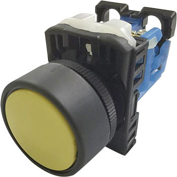 Push-Button Switch Ar30F0R Series Flat Type