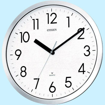 Moisture and Dust Proof Clock, Proof 522