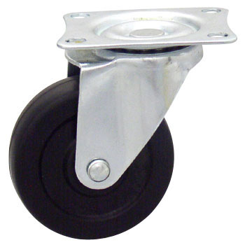 Rubber Swivel caster